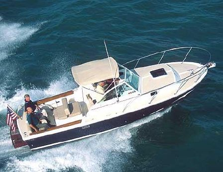 2004 Hunt Yachts Surfhunter 25-New Power