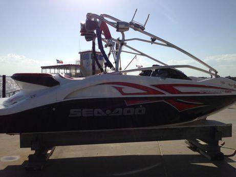 2008 Seadoo Speedster 200 Wake