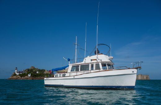 1980 Grand Banks 42 Classic