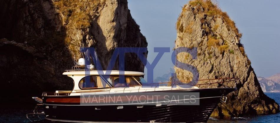 2008 fratelli aprea sorrento 50 power boat for sale www for Gozzi arredamenti