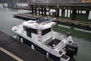 2013 Beneteau Barracuda 9 Fly