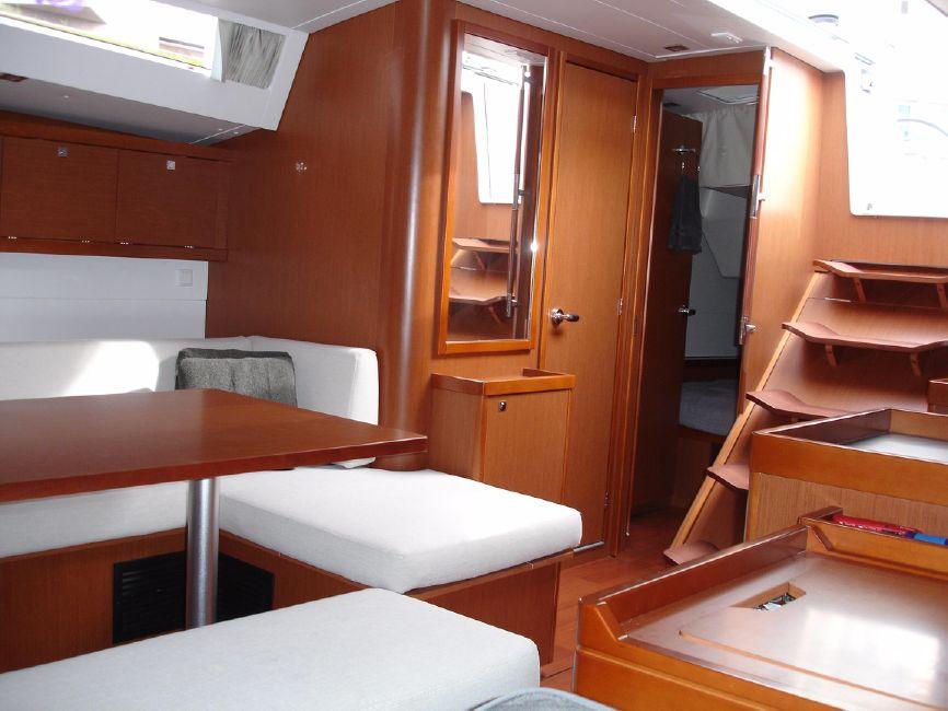 2014 Beneteau Oceanis 48 Sailboat for sale in Los Angeles
