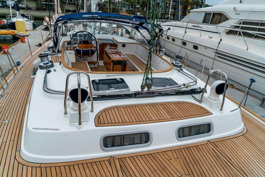 Beneteau 57 Sailboat for sale in California
