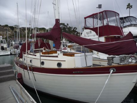 1978 Pacific Seacraft Mariah 31'