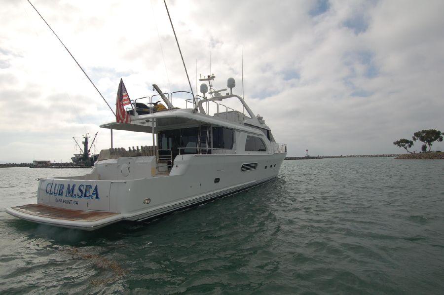 photo of 70' Queenship 70 Pilothouse Motoryacht