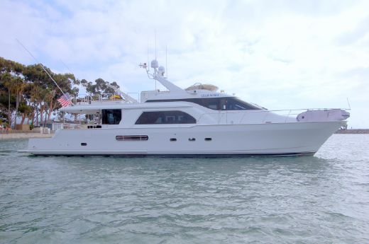 2003 Queenship 70 Pilothouse Motoryacht