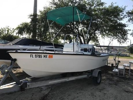 2005 Key Largo 160 CC