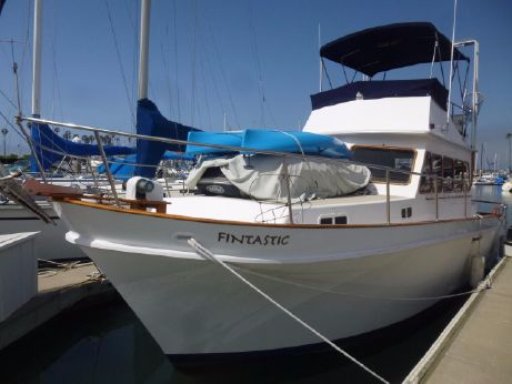 1978 Californian 34' Sportfisher