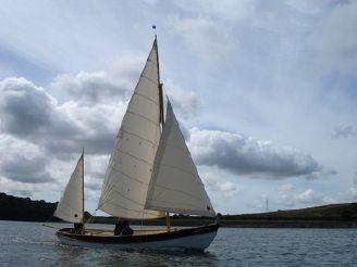 2019 Devon Longboat