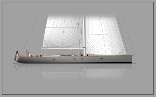 2016 Front Street Shipyard 84' Performance Sloop