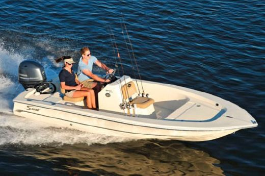 2014 Scout Boats 177 Sport