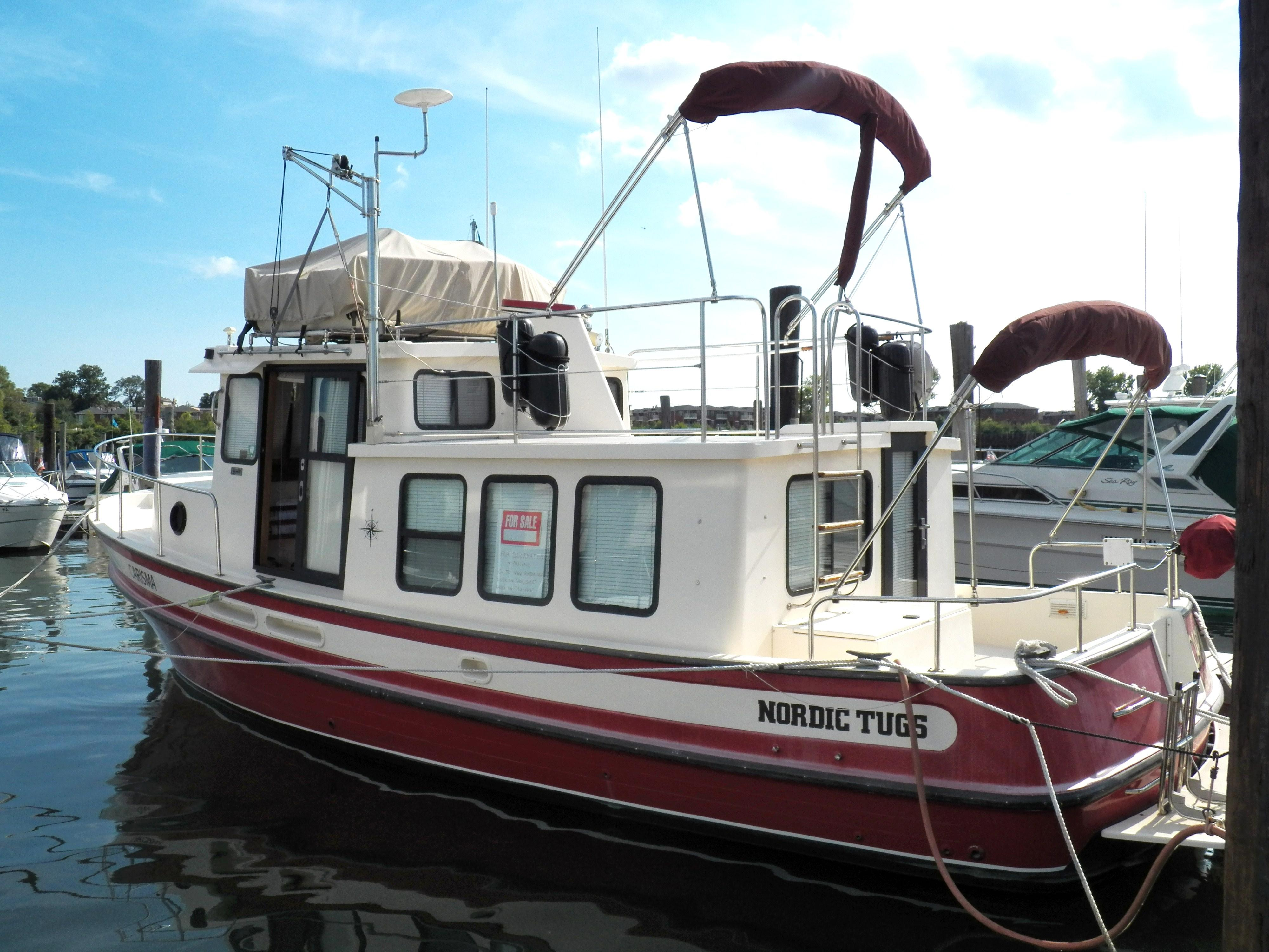 Nordic Tugs 32, Essex, CT