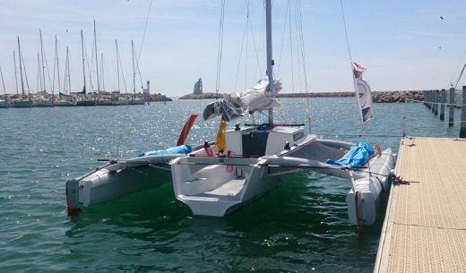 2015 Radikal Boats trimaran T26