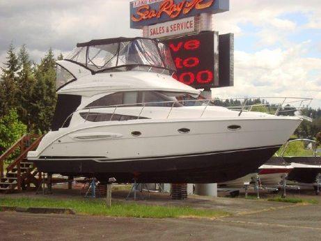 2013 Meridian 341 Sedan