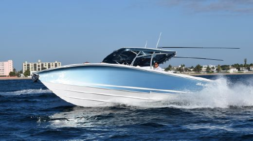 2017 Nor-Tech Nortech 340 CROSSFISH Sport Open