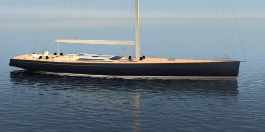 2016 Front Street Shipyard 102' Performance Sloop
