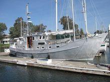 2003 Mirage Ocean Voyaging Trawler