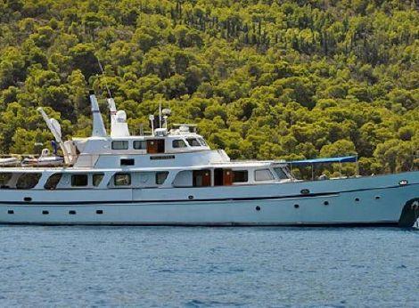 1974 Toughs 32m Classic Motor Yacht