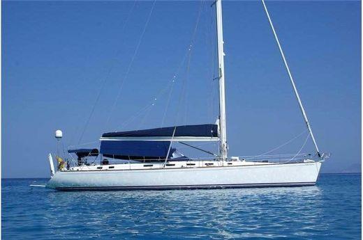 2002 Puma Yachts Cubic 70