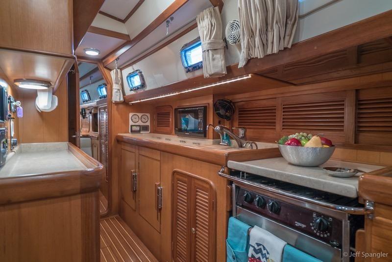 Tayana 52 Center Cockpit sailboat for sale