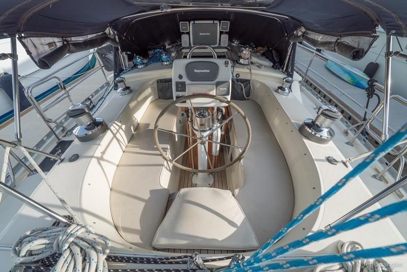 Tayana 52 Center Cockpit for sale