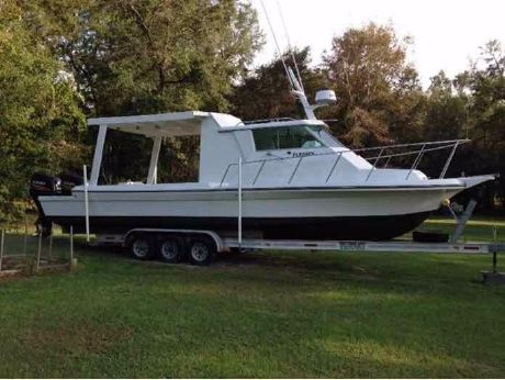 1988 Sportcraft Coastal Fisherman