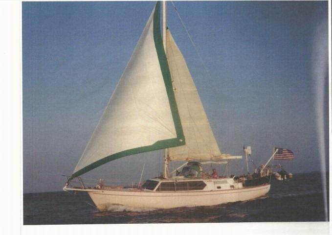46' CAL 2-46 +Boat for sale!