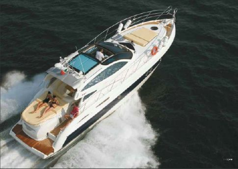 2006 Cranchi Mediterranee 47 HT