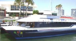 1990 Harbour Cruise Ship