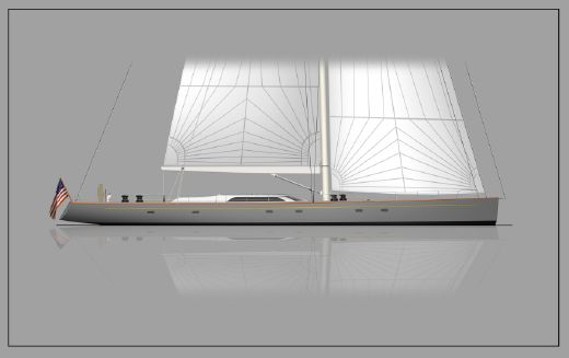2016 Front Street Shipyard 112' Performance Sloop