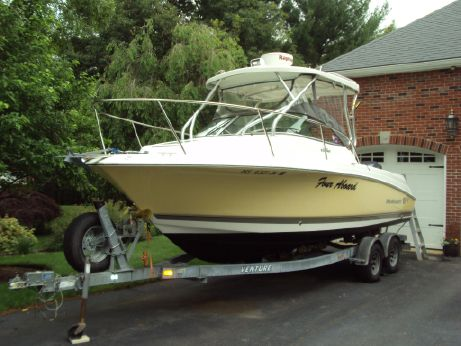 2007 Wellcraft 232 Coastal
