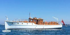1933 Custom J.Taylor & Bates Motor Yacht