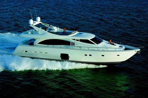 2008 Ferretti Yachts 731