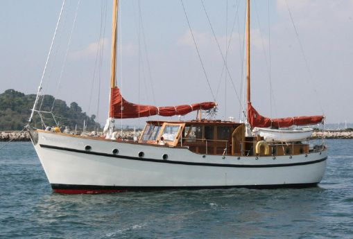 1979 Miller Fifer Motor Sailer