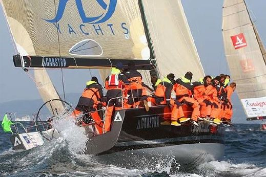 2007 Sly Yachts 47 Racer