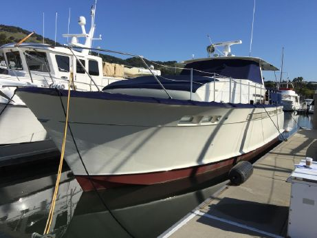 1966 Chris Craft Commander