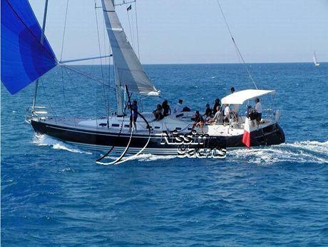 2002 X-Yachts X 562