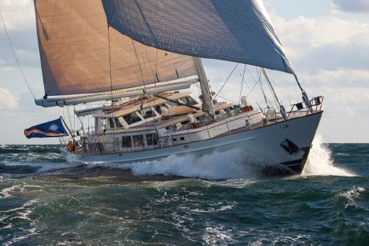 1989 Palmer Johnson Custom Offshore Ketch