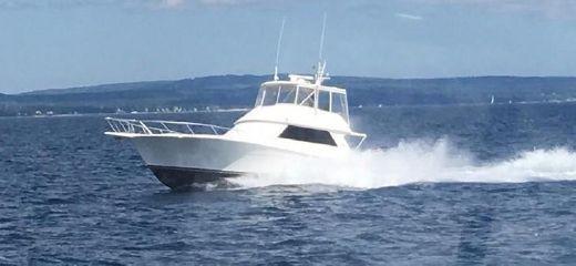 1991 Viking 50 Convertible