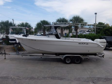 2007 Sea Fox 287 CC