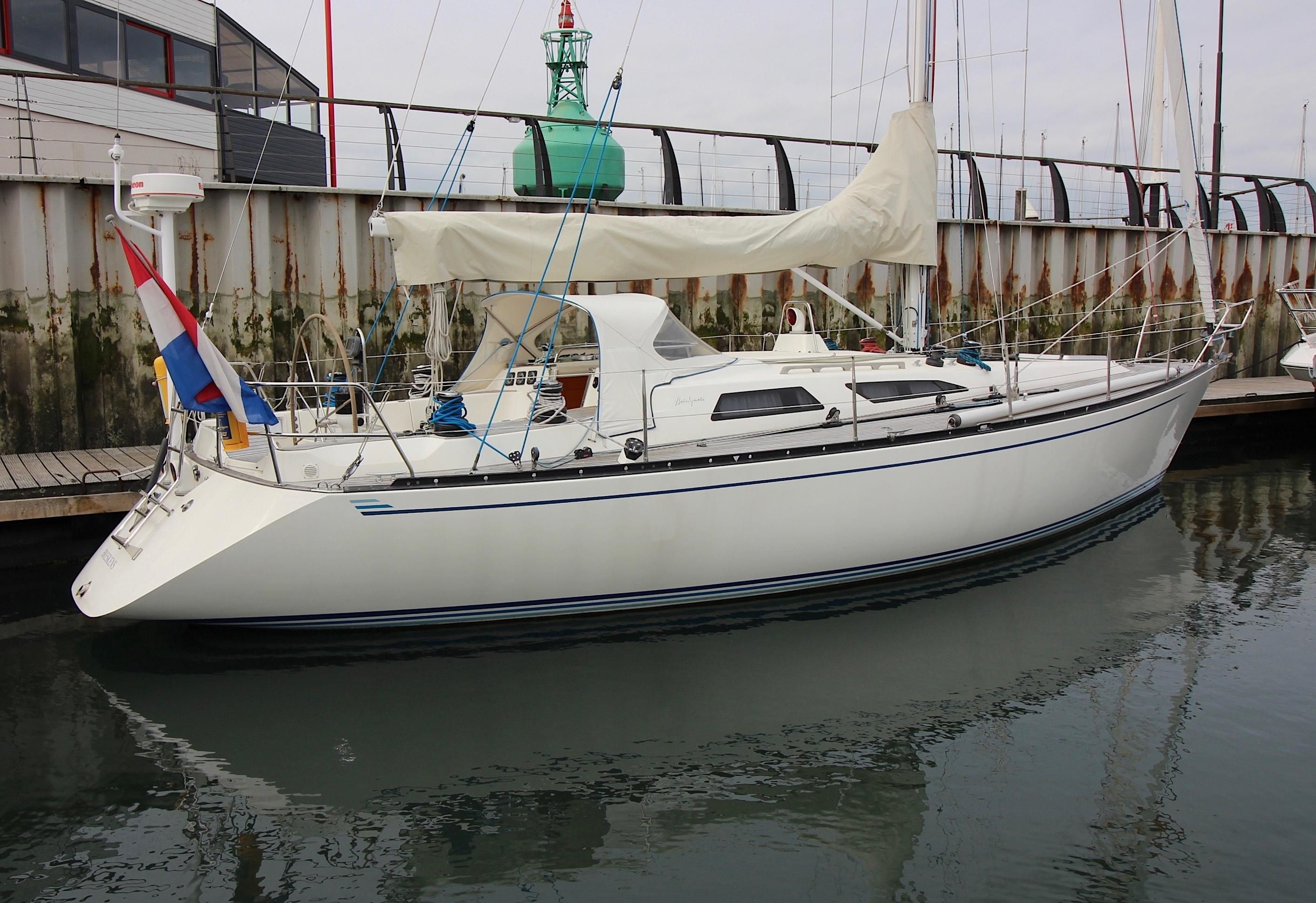 1993 Baltic 40 Purjevene Vene Myytävänä - www.yachtworld.fi