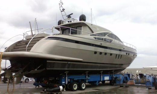 2012 Italian Yachts Jaguar 80