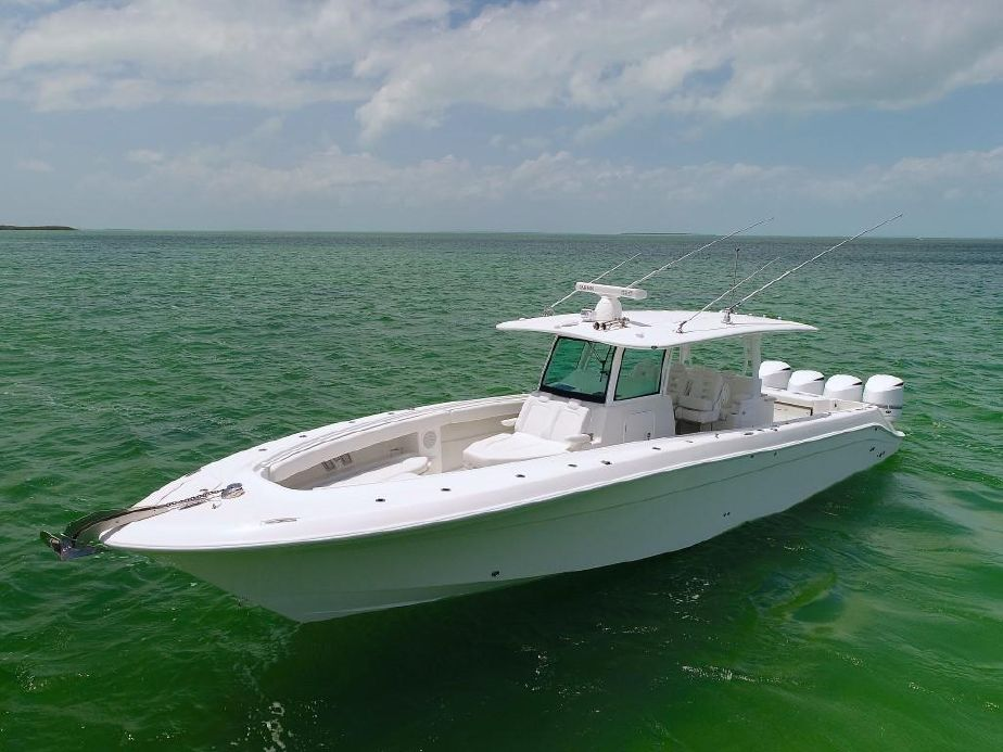 2019 Hydra-Sports 4200 Siesta Power Boat For Sale - www.yachtworld.com