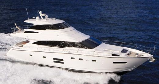 2012 Johnson 65 Motor Yacht