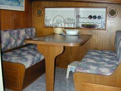photo of  Hatteras Flush Deck Flybridge MY