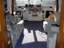 photo of  50' Hatteras Flush Deck Flybridge MY