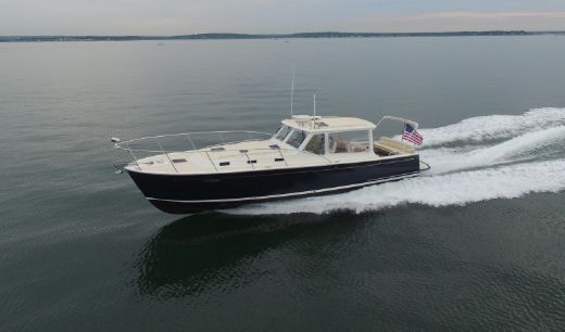 2014 Mjm 40z Downeast