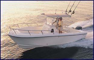 2001 Edgewater 225CC
