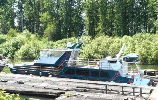 1996 Willard Motor Yacht