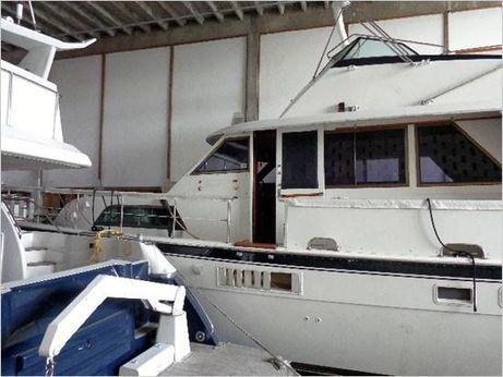 1976 Hatteras 53 Motor Yacht